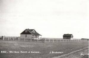 J.H. Brubaker Home 1916